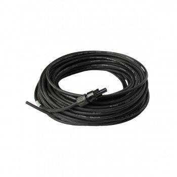 fertiges PV-Kabel MC4-Stecker