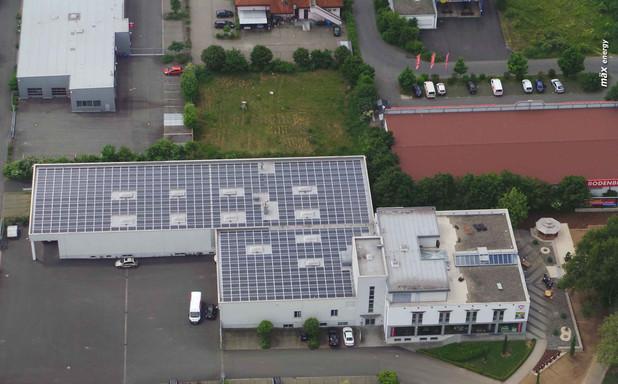 254 kWp Solar