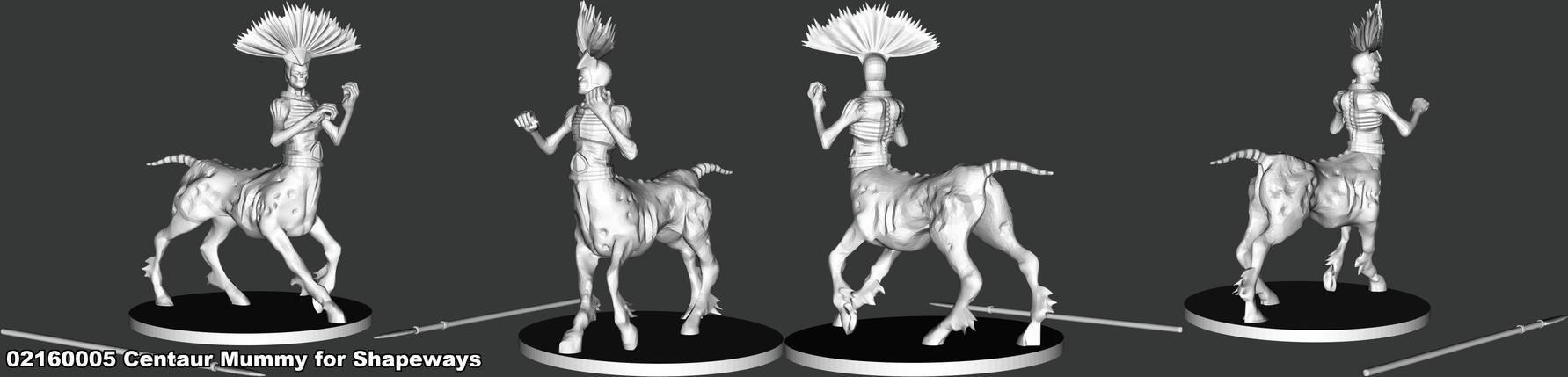 02160005 Centaur Mummy for Shapeways.png