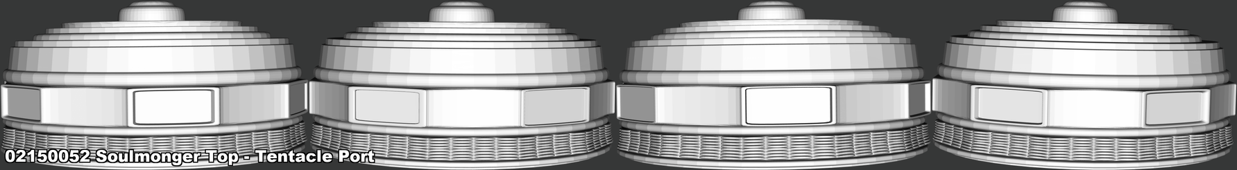 02150052 Soulmonger Top - Tentacle Port.