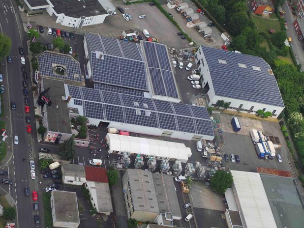 664 kWp Solar