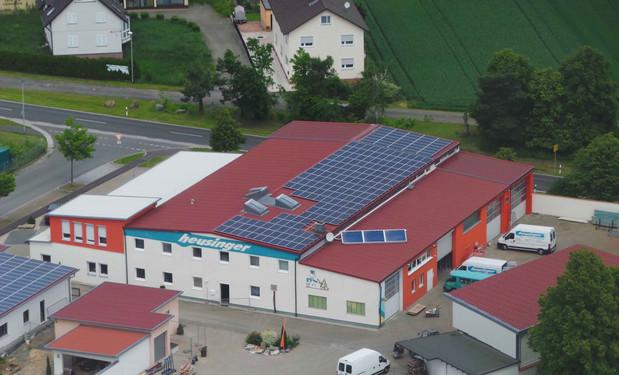 69 kWp Solar