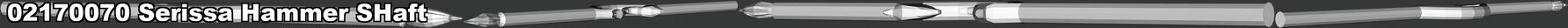 02170070 Serissa Hammer SHaft.png