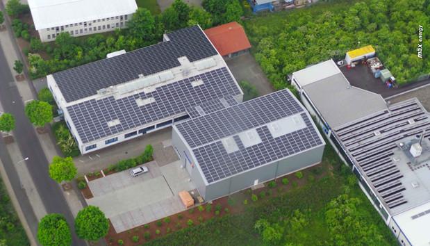 340 kWp Solar
