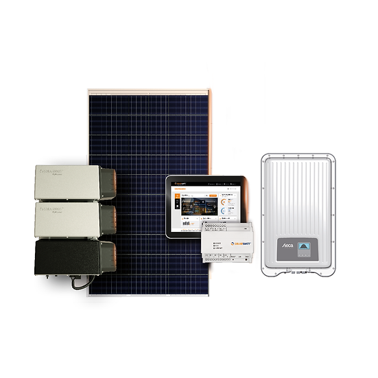 Solarwatt Komplettpakete