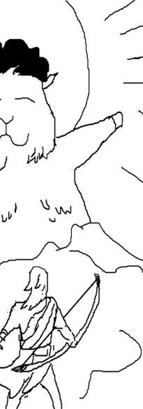 鯨落城-拉瑪教-讚美羊駝王