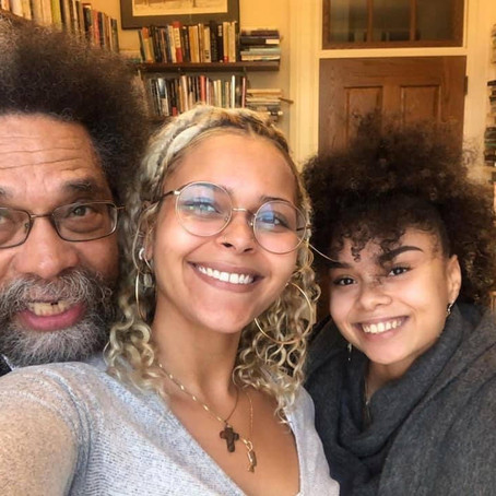 Interview with Dr. Cornel West