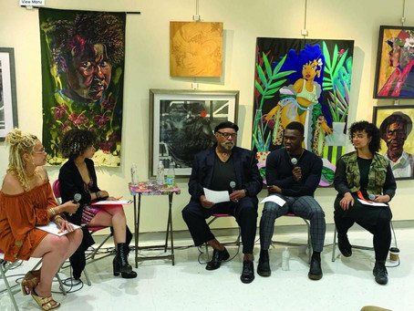 """City's artists of color see potential in boosting activity at the Strand"""