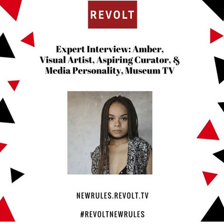 Revolt TV Interview | Revolt New Rules