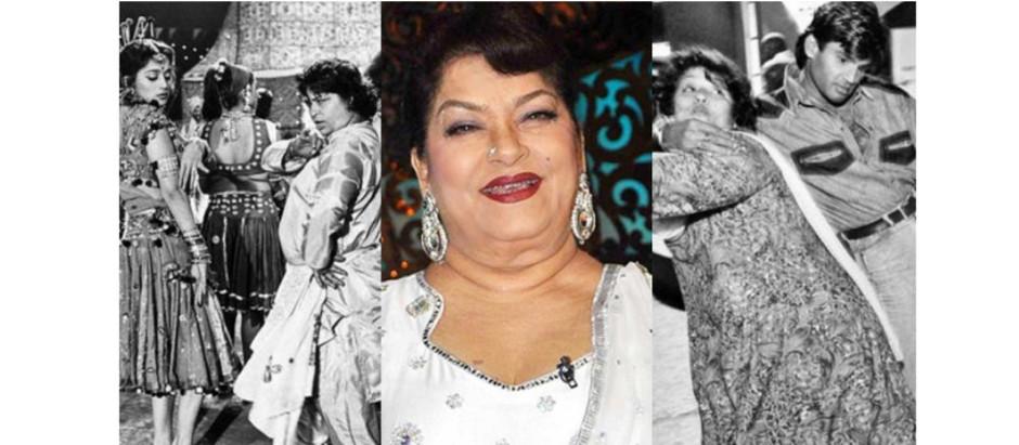 Another major blow to Bollywood,Saroj Khan's death due to Cardiac Arrest