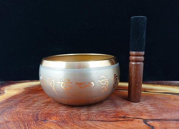 Cuenco Tibetano Tradicional 12 cm