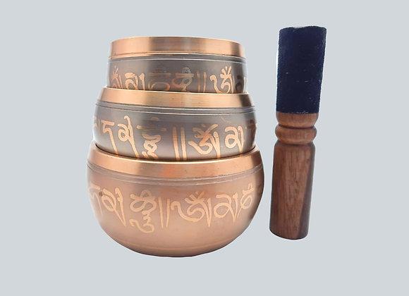 Cuenco Tibetano Set mini