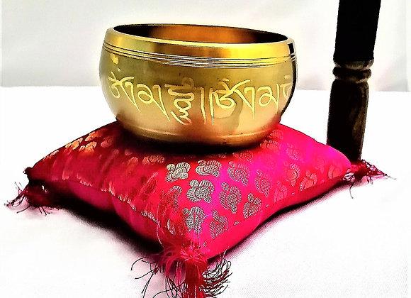 Cuenco tradicional tibetano 10.5cm