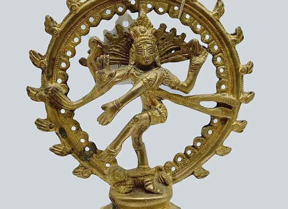 Shiva Nataraja Bronce