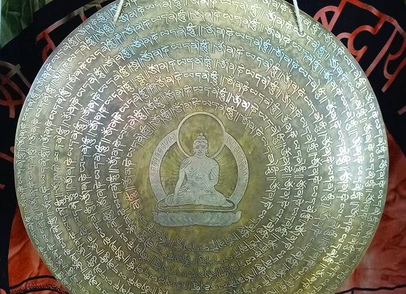 Gong Tibetano 54 cm