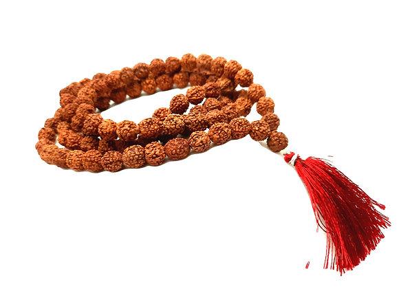 Japa Mala Semilla de Rudrashka 1 cm