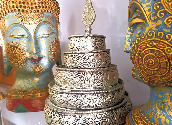 Ofrenda de Mandala