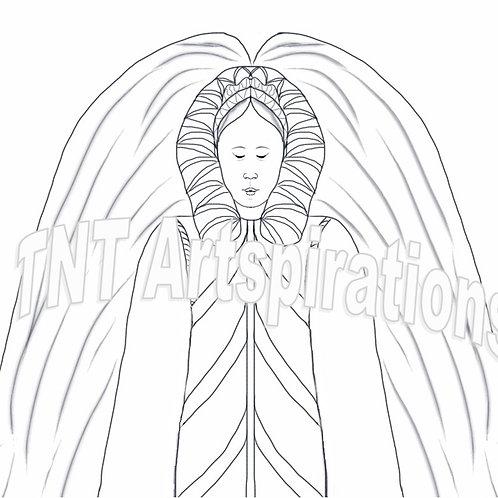 Asian Angel