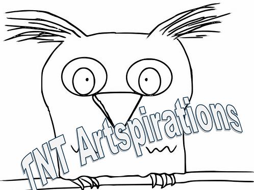 Caffeinated Owl