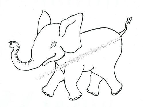 Jess Baby Elephant