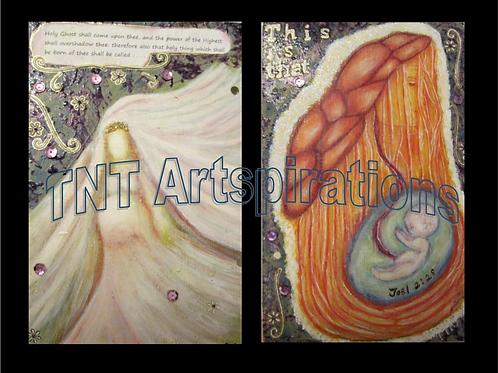 Pregnant Bride/Fiery Fetus