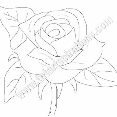 Rose - set of 2