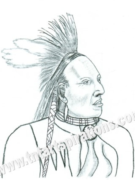 First Nations Man