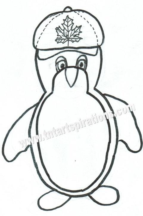 Canadian Penguin