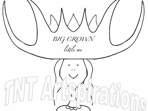 Big Crown Little Me