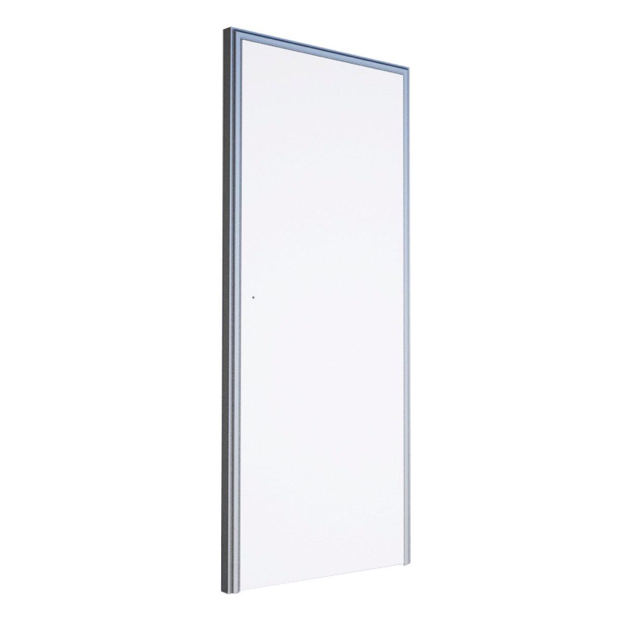 bloc porte sous tenture 3 bloc porte invisible valse blanc x cm poussant droit et. Black Bedroom Furniture Sets. Home Design Ideas