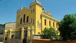 Büyük Sinagog / Great Synagogue / Голяма синагога / Μεγάλη Συναγωγή