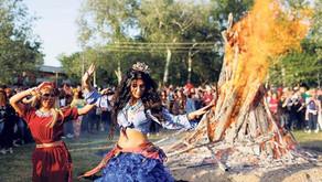 Kakava Şenlikleri (Hıdırellez) / Kakava Festivals / Фестивали на Какава / Φεστιβάλ Κακάβα