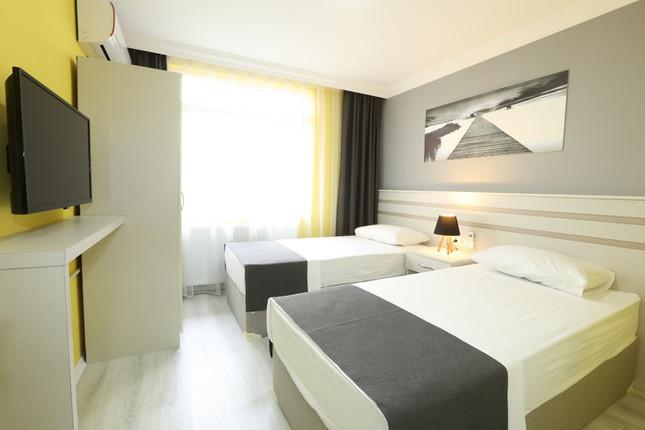 İki kişilik oda / Double Room