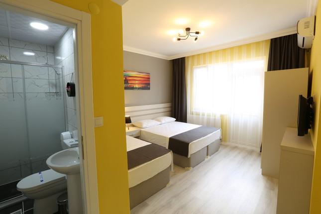 Üç kişilik oda / Triple Room