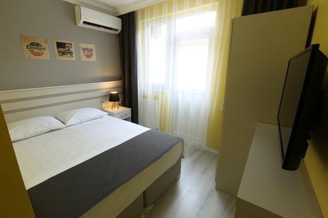 Tek yada Çift kişilik oda / Single or Double Room