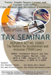Tax Seminar on RA No. 10963 or the TRAIN