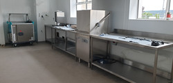 Classic Dishwash Exit Table