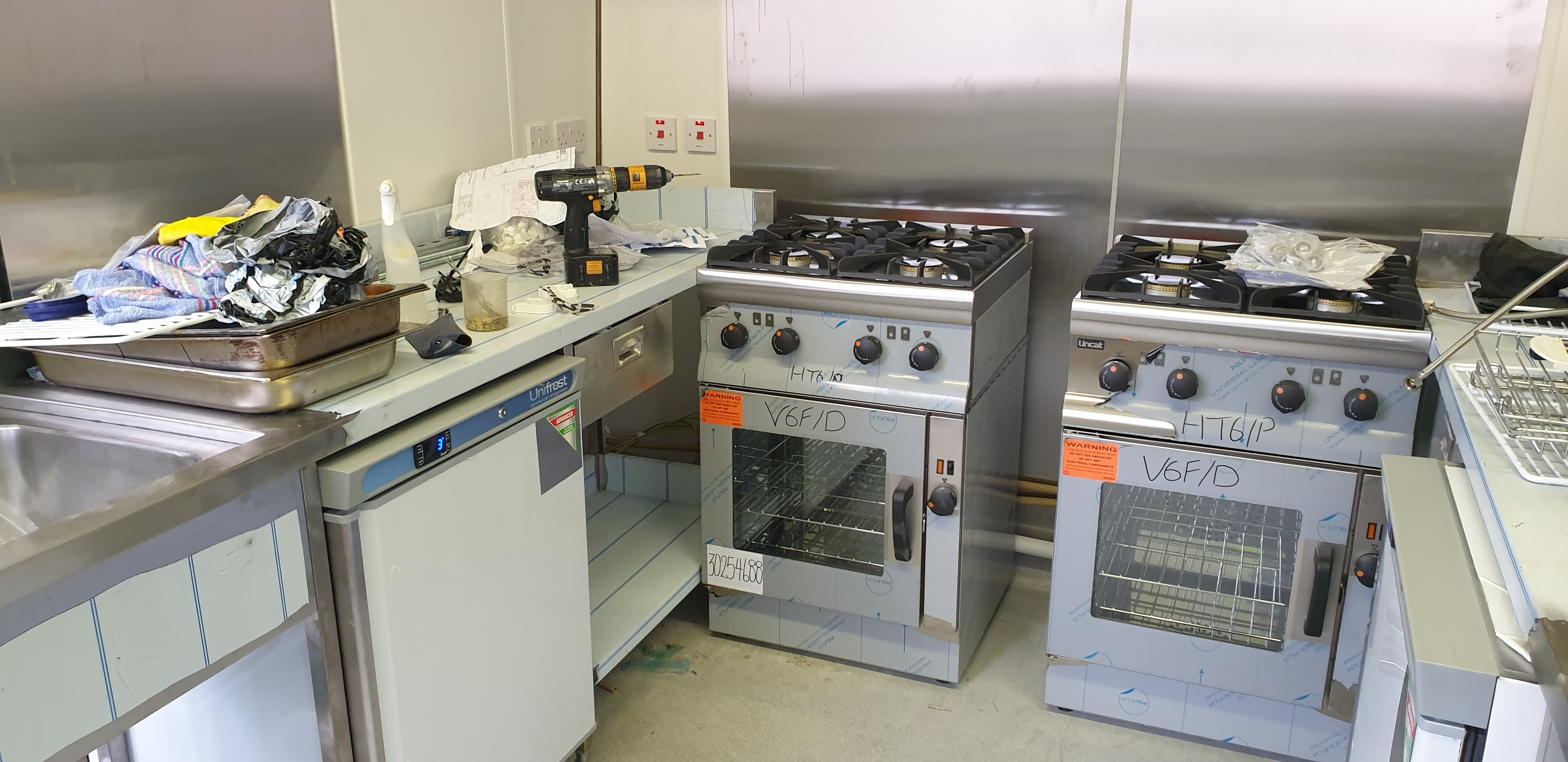 Lincat Gas Cookers