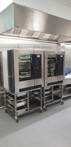 Lainox Combi Ovens - Hospitality Trainin