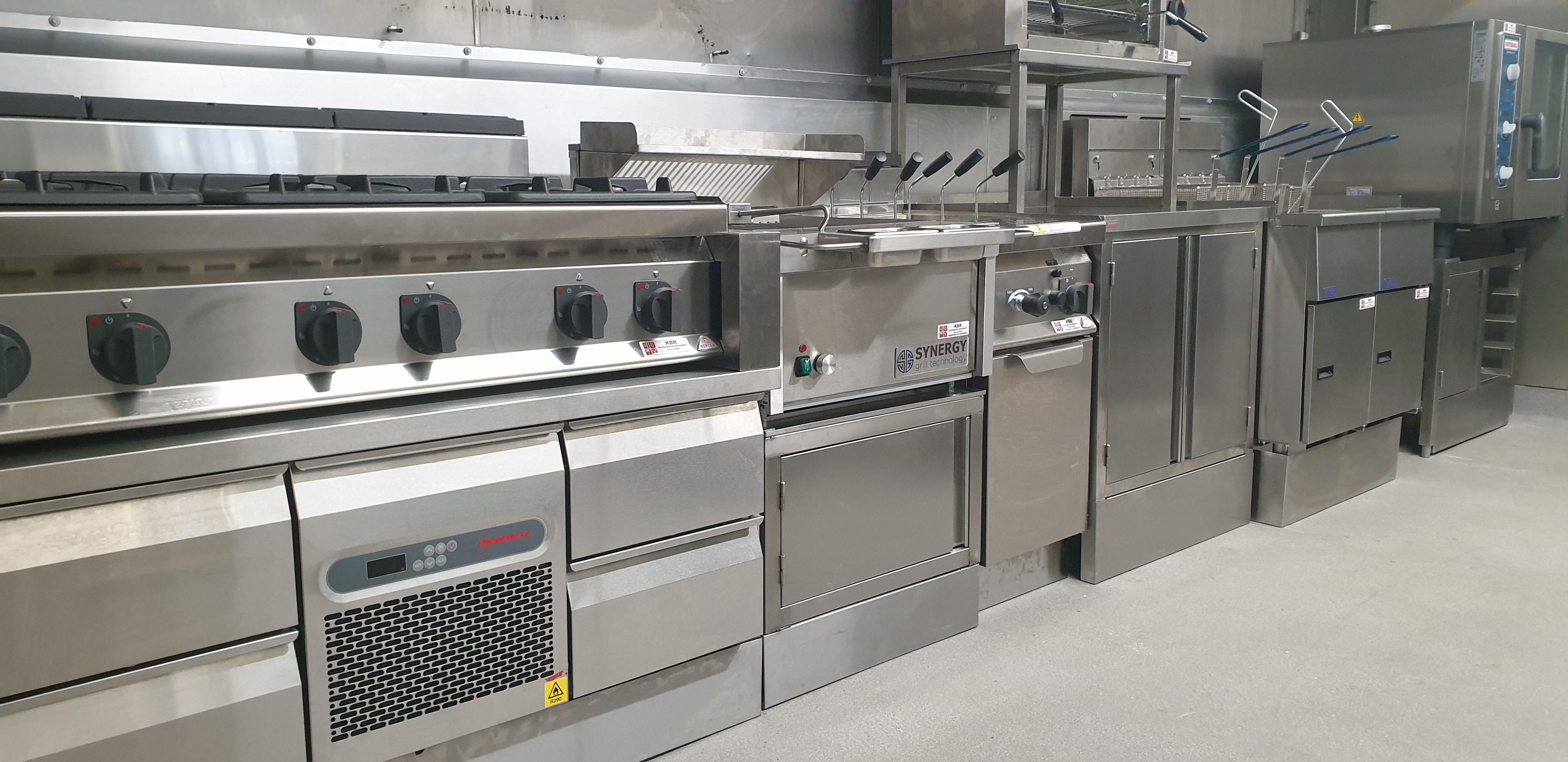 Bar Cook Line