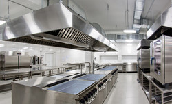 Berto's Hotel Kitchen