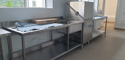 Classeq Dishwash Entry Table