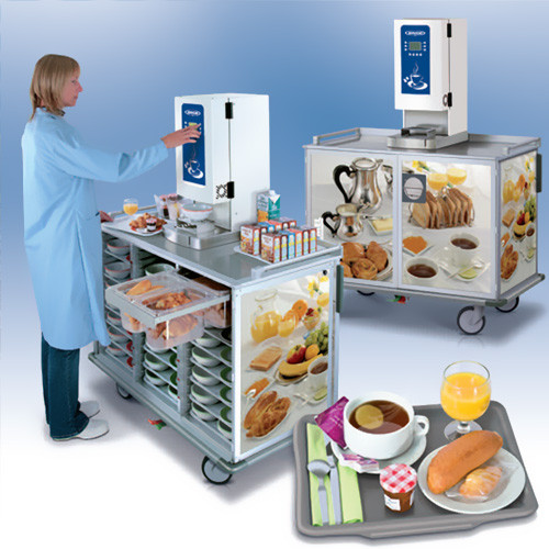 Chariot-distribution-cafe-boisson-Socame