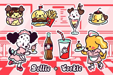 Dollie + Cookie