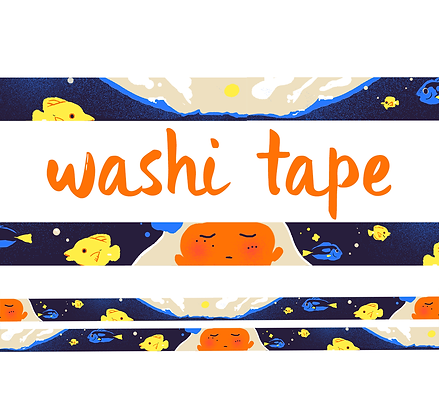 Tang Washi Tape