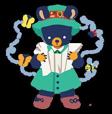 Marigold the Black Bear