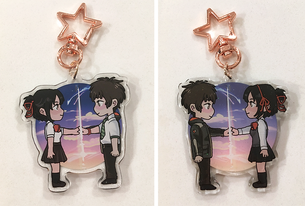 Destiny Clear Charm