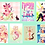 Thumbnail: Magical Girl Prints Original+Fandom