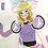 Thumbnail: Tsukema Tsukeru Screen Print