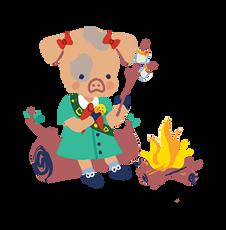Primrose the Mini Pig
